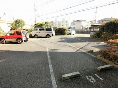 【駐車場】ブルースカイシモ