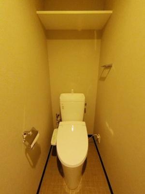 【トイレ】初期費用17000円のリノベーション賃貸