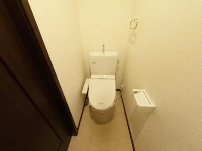 【トイレ】築浅ハイツタイプ初期費用激安17000円で入居可能