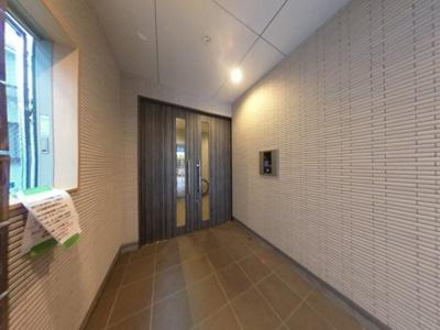【ロビー】築浅ハイツタイプ初期費用激安17000円で入居可能