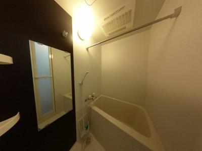 【浴室】築浅ハイクラスレジデンスが17,000円で入居可能!