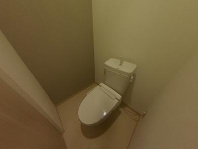 【トイレ】築浅ハイクラスレジデンスが17,000円で入居可能!