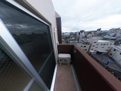 【バルコニー】築浅ハイクラスレジデンスが17,000円で入居可能!