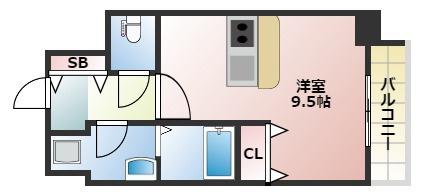築浅ハイクラスレジデンスが17,000円で入居可能!
