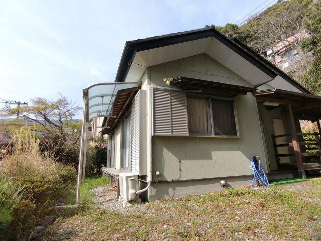 【外観】熱海市西山町一戸建