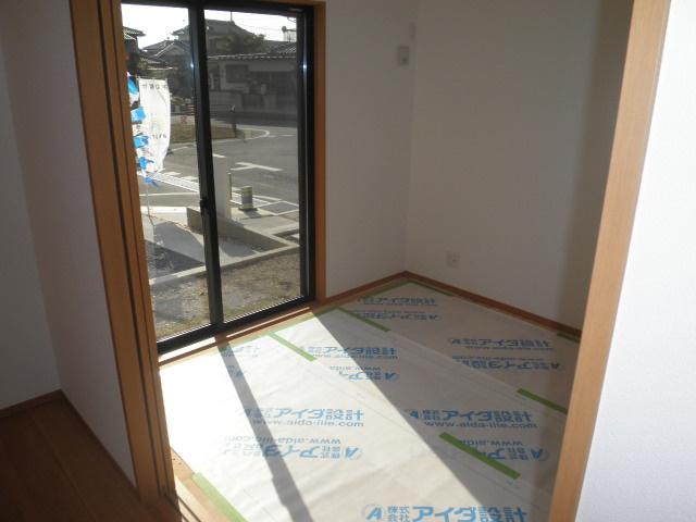 入居前に新しい畳を設置致します!