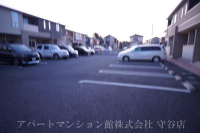 【駐車場】ベッラ・ヴィスタⅡ