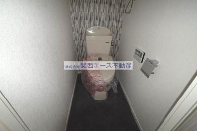 【トイレ】リアライズ布施駅前