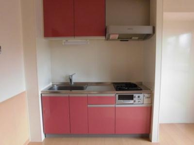 アールグレイAのキッチン