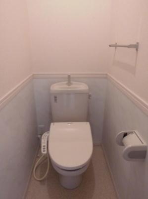 アールグレイAのトイレ