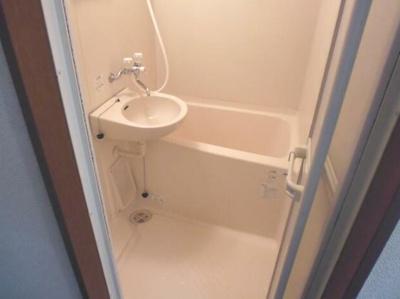 【浴室】フラットウエストⅡ