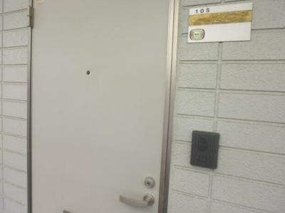 【玄関】フラットウエストⅡ