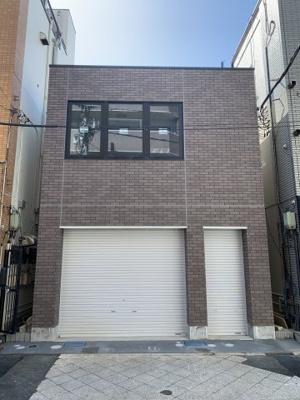 【外観】プラスキューブ武蔵新城