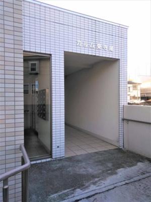 【エントランス】カルム東寺尾