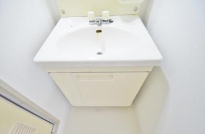 【独立洗面台】メゾンプレザーント松ヶ丘