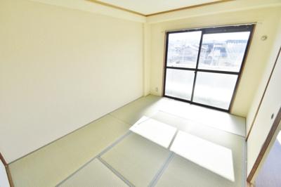 【寝室】メゾンプレザーント松ヶ丘