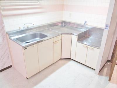 【キッチン】バンブー離宮