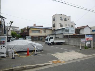 【外観】工藤モータープール