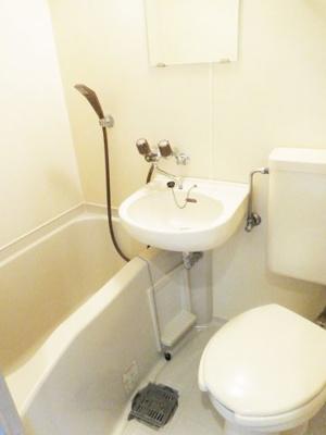【浴室】T&Tエイコーハイツ