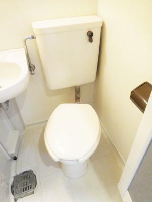 【トイレ】T&Tエイコーハイツ