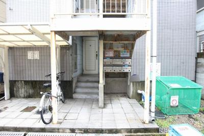 【エントランス】春日ハイツ