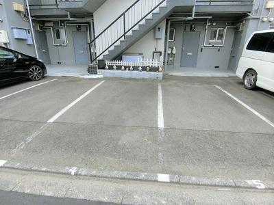 【駐車場】メゾン・ジャクソン