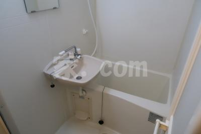 【浴室】レオパレスfield(44554-104)