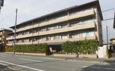【外観】宝ヶ池通パーク・ホームズ 4階部分