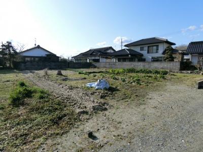 【外観】境港市渡町 売土地1