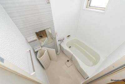 お風呂 追い焚き付きです。