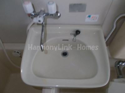 アーバンエミの洗面台