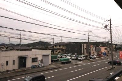 【展望】青山通り