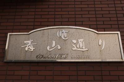 【その他】青山通り