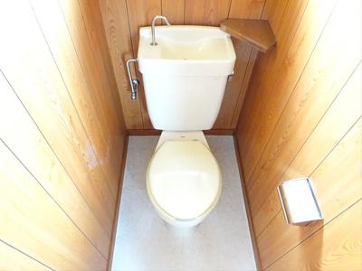 【トイレ】須藤荘