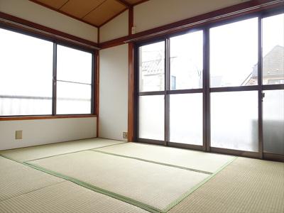 【寝室】須藤荘