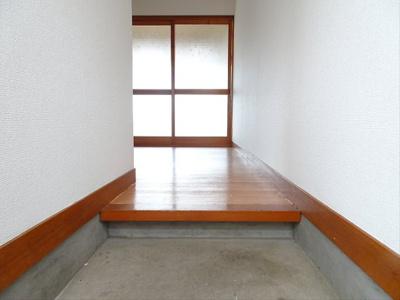 【玄関】須藤荘