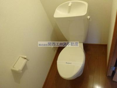【トイレ】レオパレス善根寺