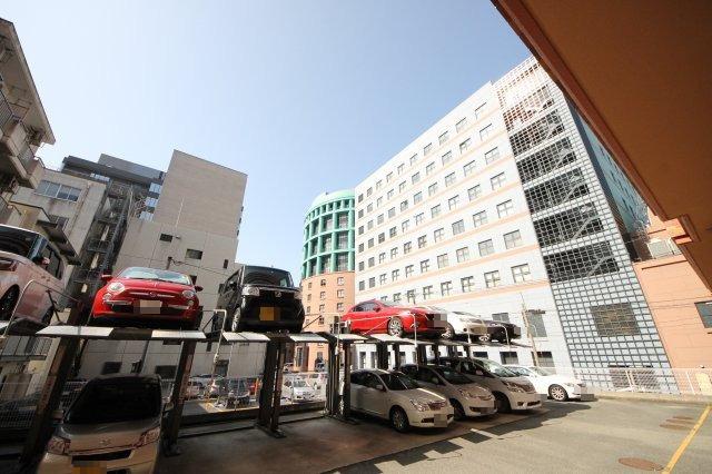 【駐車場】GSハイム博多