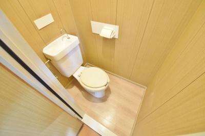 【トイレ】みずほハイツ