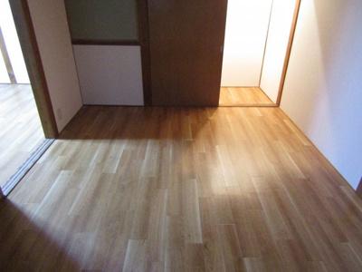 【内装】下田部町4戸1貸家