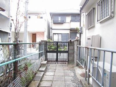 【エントランス】下田部町4戸1貸家