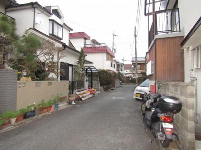 【周辺】下田部町4戸1貸家
