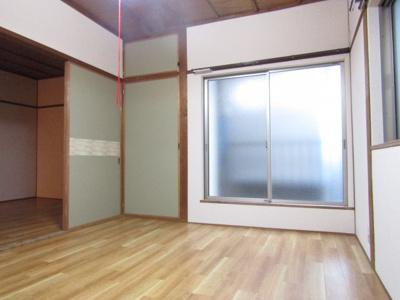 【洋室】下田部町4戸1貸家