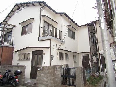 【外観】下田部町4戸1貸家