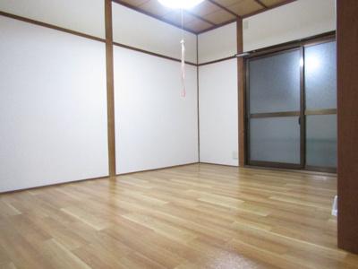 【居間・リビング】下田部町4戸1貸家