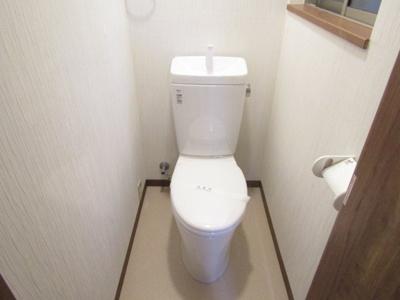 【トイレ】下田部町4戸1貸家