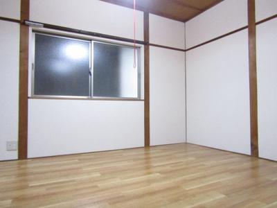 【寝室】下田部町4戸1貸家