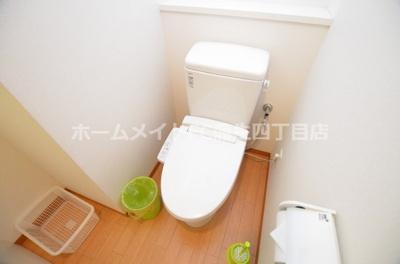 【トイレ】パティオ京橋