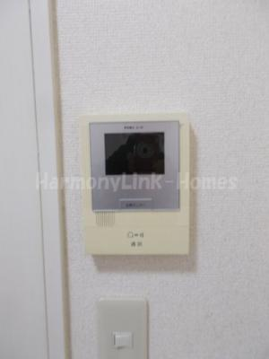 ソルフィー高島平のTV付インターホン(2階別部屋参照・同一仕様写真)☆