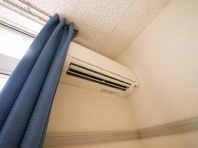 エアコン完備で、年中快適にお過ごし頂けます。